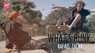 Rafael Zacky – What's Punk