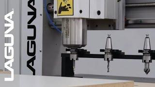 IQ Pro CNC with ATC