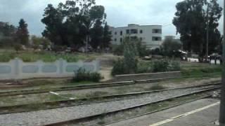 チュニジア鉄道の旅TunisiaTravel