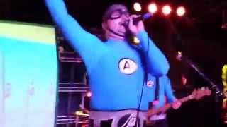 The Aquabats - Pizza Day (las Vegas) 10/1/14
