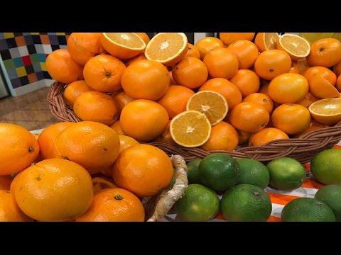 Todo sobre la naranja y sus variedades