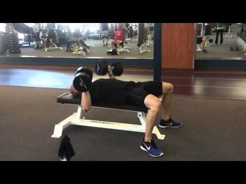 Dumbbell Twist Press