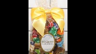 Béquet Confections Caramel Mint/Chipotle/Mocha/Chocolate/Green Apple/Butterscotch/Celtic Sea Salt