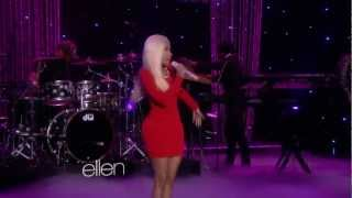 Nicki Minaj Performs 'Freedom' on Ellen