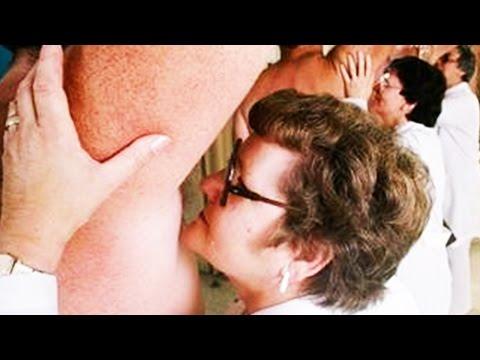 Sexy Frau mit 55 Jahre alten Mann