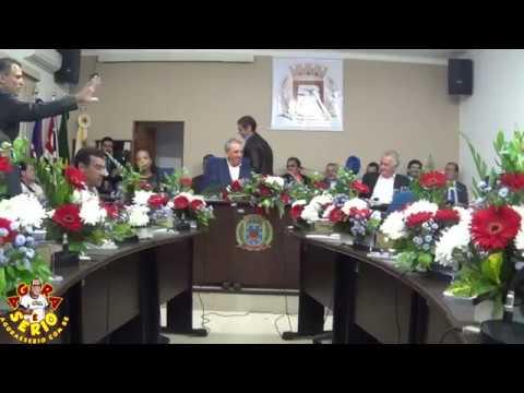 Presidente da Câmara Irineu Machado recebe Homenagem na Sessão Solene de Juquitiba 2018