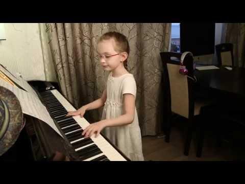 ПРЕКРАСНОЕ ДАЛЕКО (cover гр. Время и Стекло) - Виктория Викторовна 7 лет