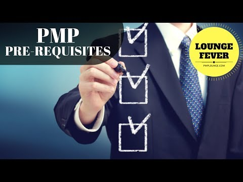 PMP Pre-requisites - PMP Exam Eligibility Requirements - YouTube