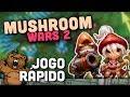 O Futuro Da Terra Mushroom Wars 2 Jogo R pido Gameplay