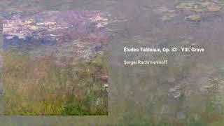Études Tableaux, Op. 33