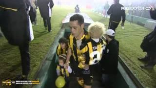 Peñarol | Recibimiento Vs. Santos (Comentarios FoxSports) [HD]