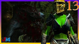 Skyrim Прохождение ➨ Часть 13 Вервольф вышел на Охоту  (The Elder Scrolls V)