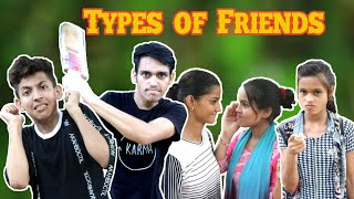 Types of Friends|Comedy Videos2019|Funny Videos|Episode2|Must Watch New Funny Video|Prashant Sharma
