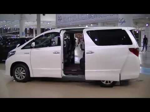 Toyota Alphard トヨタ アルファード ハイブリッドSR プレミアムシートパッケージ 7人乗り 4WD