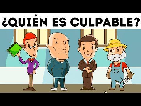 7 Acertijos De Detectives Que Sólo El 5 Por Ciento De La Gente Puede Resolver