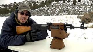 AK47 0PAP Accuracy Test 175 Yards