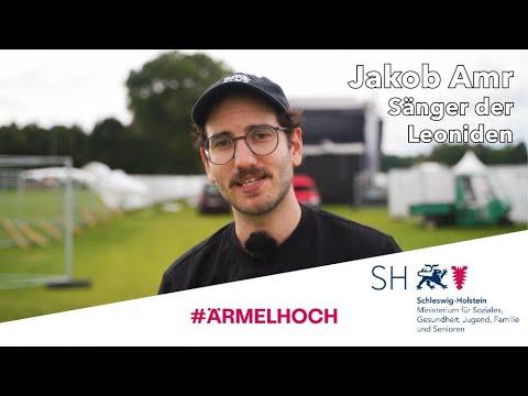 Jakob Amr, Leoniden zur Corona-Schutzimpfung