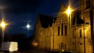 Church & Moon in #Scotland