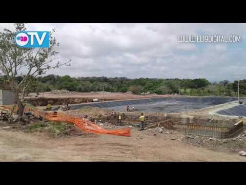 Avanza mega proyecto que garantizará agua potable a familias de Santo Tomás y Acoyapa