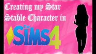Sims 4 Create my Star Stable Character