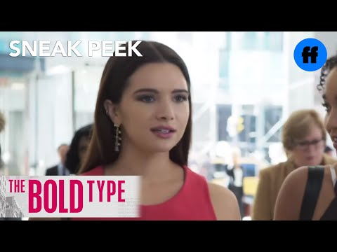 The Bold Type 1.01 (Clip 'Jane's First Day')
