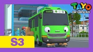 Tayo Rogi der Kehrer l Spielzeit 3 Folge 3 l Tayo Der Kleine Bus