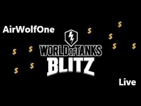 Gram w lag party ta gra to dno - World of Tanks Blitz