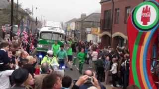 preview picture of video 'Nailsea Olympic Torch'