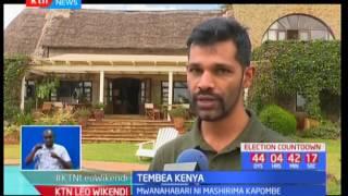Tembea Kenya: Mashirima Kapombe azuru Mkahawa wa Ololo Lodge