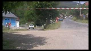preview picture of video 'Impromat rally sprint kopná 2008'