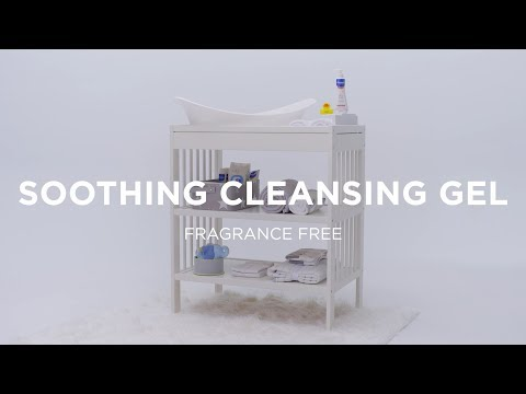 Mustela, Bebê, Gel de Limpeza Calmante, Pele Muito Sensível, 300 ml