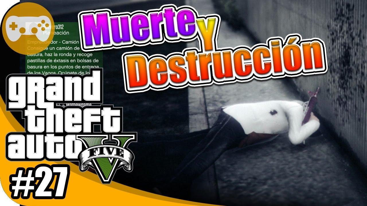 Ver GTA V | EL CAPITULO DE LA MUERTE #27 en Español Online