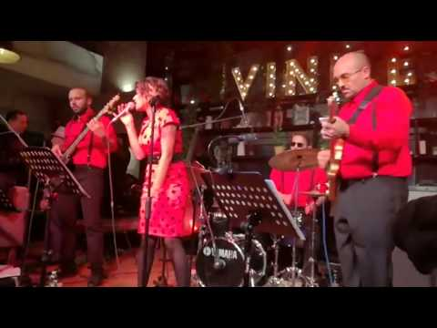 Tina & The Toppers Vintage-Modern Band Roma musiqua.it