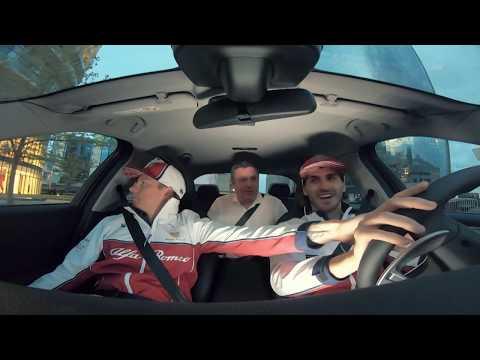 Sky Sports F1 Pitlane Live - Raikkonen & Giovinazzi
