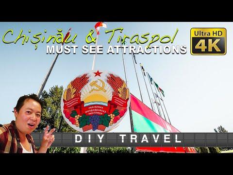 , title : 'DIY Travel (4K) -  Best of Chisinau & Tiraspol: Dendrarium, Bendery Fortress, Cricova Winery, etc