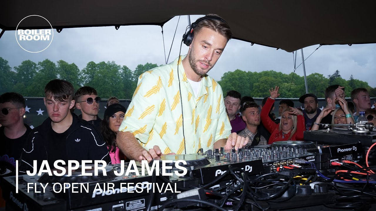 Jasper James - Live @ BR x Fly Open Air Festival 2019