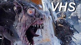 Metro Exodus (2018) - русский трейлер - VHSник