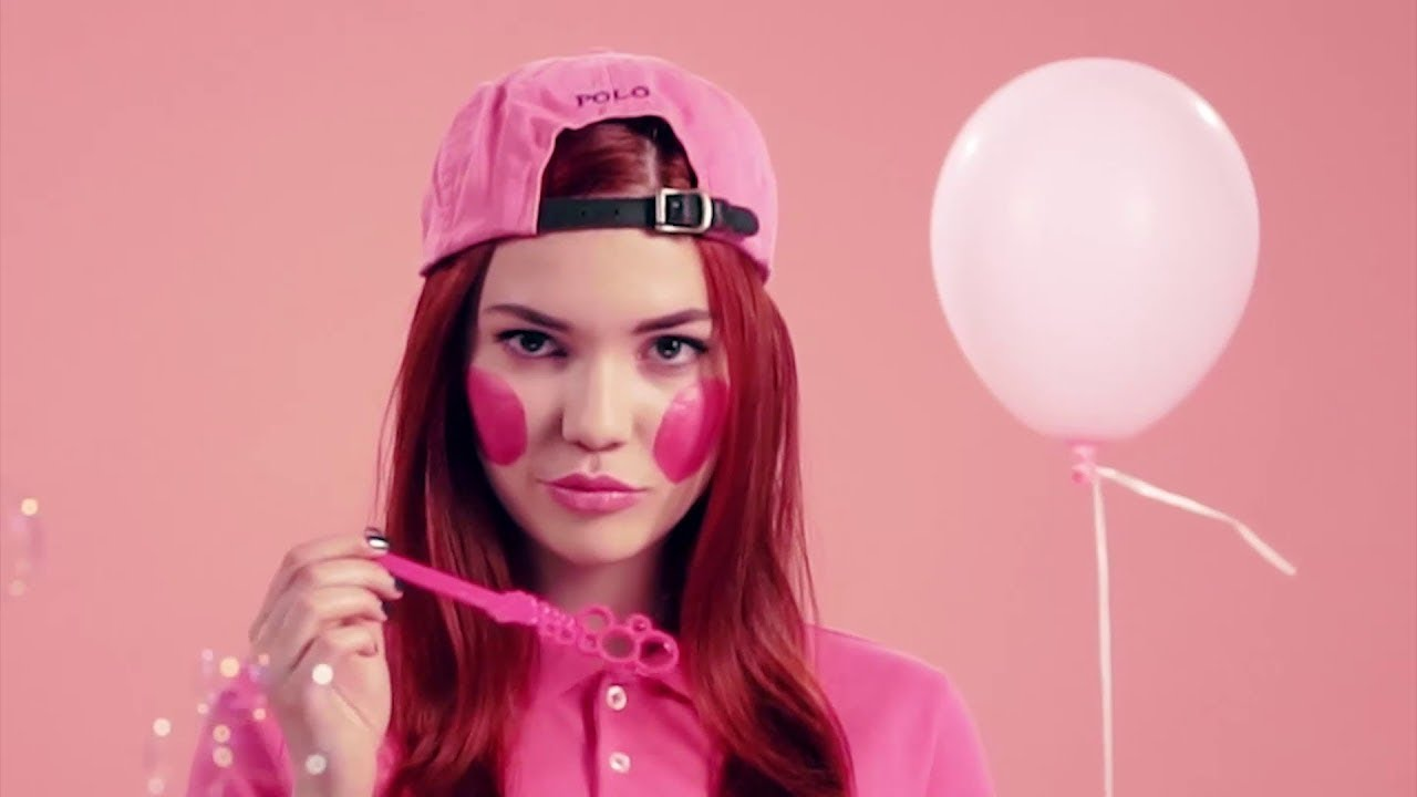 INtellegent — Розовые шарики