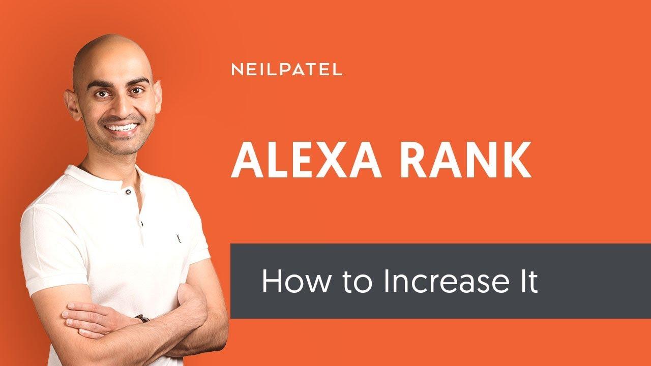 How to Improve Your Alexa Rank