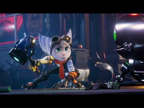 Видео № 1 из игры Ratchet & Clank: Сквозь Миры [PS5]
