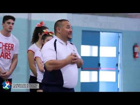 Porrismo y animación: Cheer Camp Nacional 2015