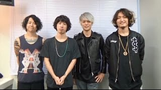 "ONE OK ROCK plus Support Act ""35xxxv"" JAPAN TOUR"