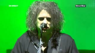 The Cure - A Forest (Live)