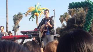 """FOREVER"" - Andy Grammer at Cal Poly Pomona"