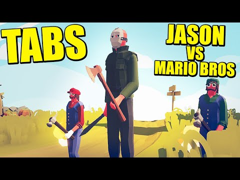 Gameplay de TABS / Totally Accurate Battle Simulator