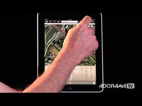 iPad Photography App: The Photographer's Ephemeris: Adorama Photography TV