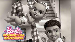 Opiekunka dziecięca ???????? Barbie Dreamhouse Adventures | Barbie Polska ????