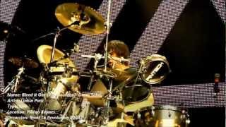 Gambar cover Linkin Park - Rob Bourdon Drum Solo (Bleed It Out, Live at Milton Keynes 2008) [Full HD 1080p]