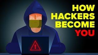Secret Ways A Hacker Will Steal Your Identity