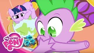 Мультфильмы Дружба - это чудо про Пони - Секрет моего роста